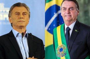 Macri se reúne este miércoles con Bolsonaro -  -