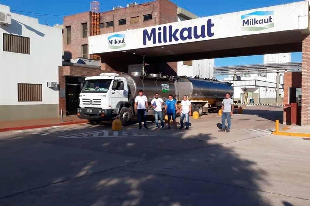 Realizan verificaciones en empresas de transporte que operan con Milkaut