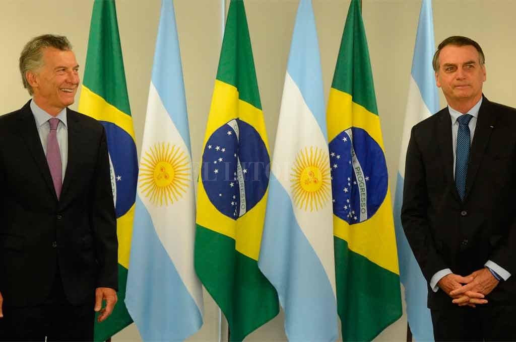 Macri y Bolsonaro mantienen la primera reunión oficial -  -