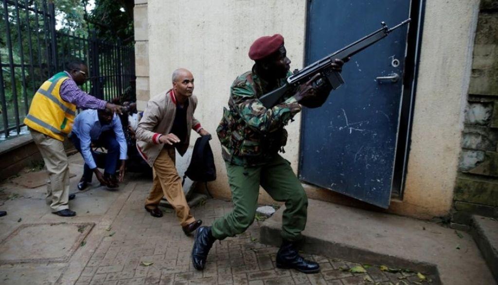 14 muertos por un ataque a un hotel lujoso de Nairobi