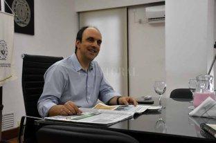 Corral se lanza como precandidato a gobernador de Santa Fe