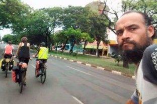 Mataron a un ciclista argentino en Brasil -  -