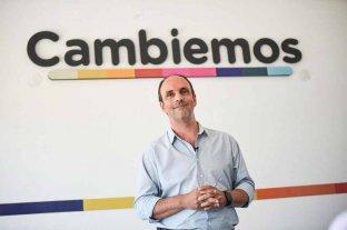 """José Corral: """"Quiero ser gobernador para que los santafesinos vivamos más seguros"""" -  -"""