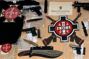 Cae en Alemania una red criminal vinculada al Ku Klux Klan  -  -