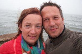 La pericia psiquiátrica estableció que Trossero es imputable - Danisa Canale y Jorge Trossero. -