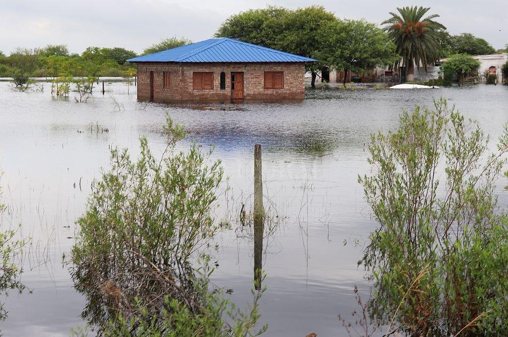 Declaran zona de desastre agropecuario a las explotaciones afectadas por la emergencia hídrica -  -