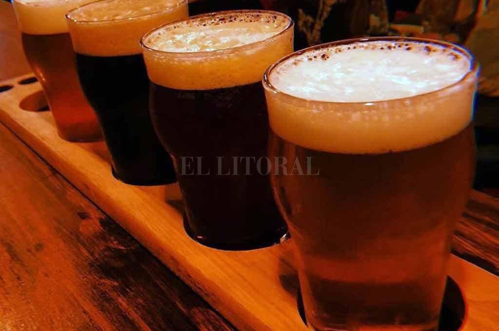 UNA EDICIÓN DISTINTA. Este año la fiesta incluirá la presentación de 8 variedades de cerveza artesanal. Crédito: Archivo El Litoral