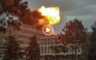 Tres heridos por una explosión en la Universidad de Lyon