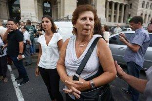 """La madre de Nisman, desde Israel: """"Sé que a mi hijo lo mataron"""" -  -"""