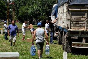 Los ex combatientes organizan donaciones para los inundados del norte de la provincia - El Centro de Ex Soldados Combatientes está trabajando junto a los municipios de las localidades afectadas, la Secretaría de Protección Civil y el Programa de Atención Médica Integral (Pami), ya que se trata de un frente de inundación muy amplio. -