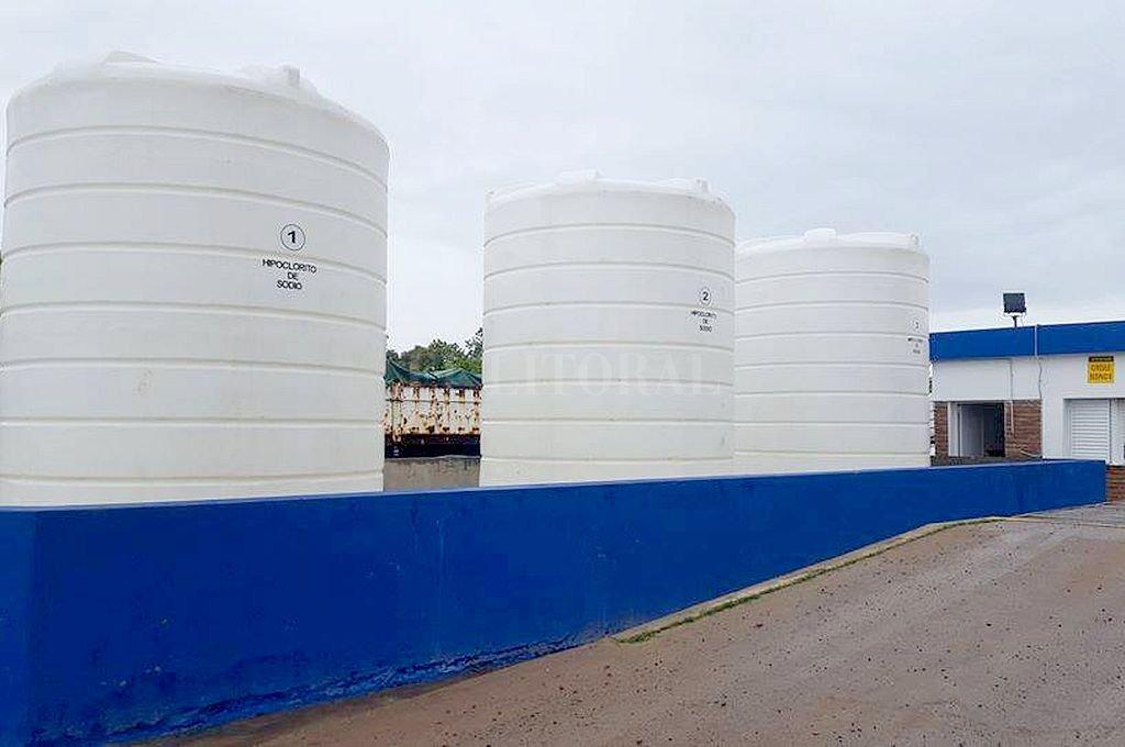 Clausuran una empresa química por verter líquidos industriales en el conducto pluvial