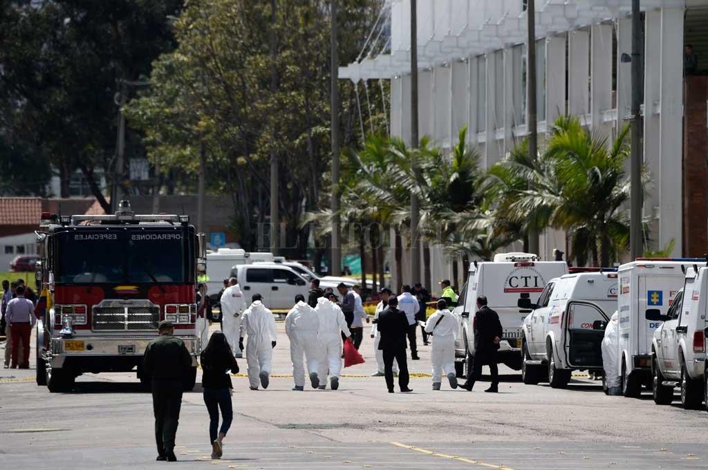 Atentado en Colombia: ascendió a 21 víctimas