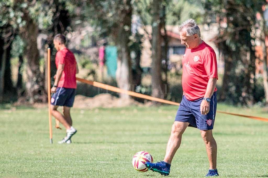 """""""Contra Boca jugamos como quiero que juguemos siempre"""""""