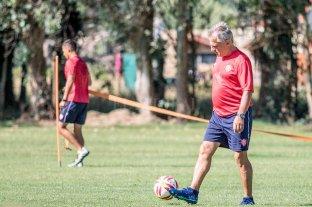 """""""Contra Boca jugamos como quiero que juguemos siempre"""" -  -"""