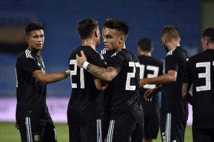 República Checa canceló el amistoso que iba a disputar en marzo con Argentina  -  -