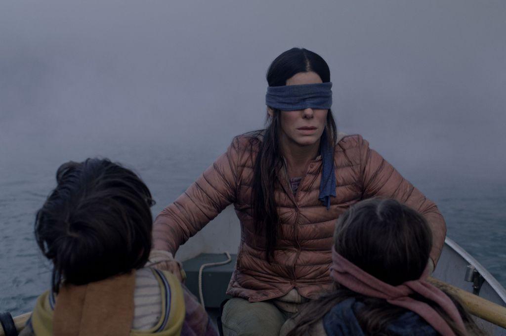 """Criticaron a Netflix por utilizar imágenes de una tragedia real en """"Bird Box"""""""