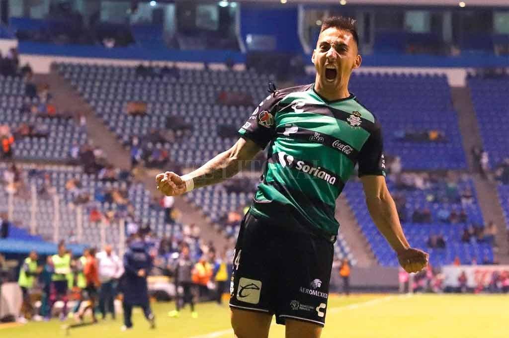 Video: golazo de Correa para Santos Laguna