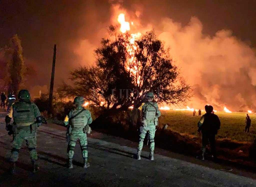 Mas de 20 muertos tras explotar un ducto de combustible