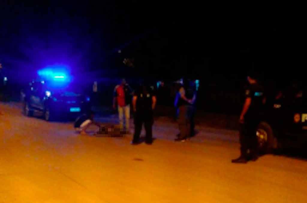 Una pelea callejera terminó con un muerto en San Lorenzo