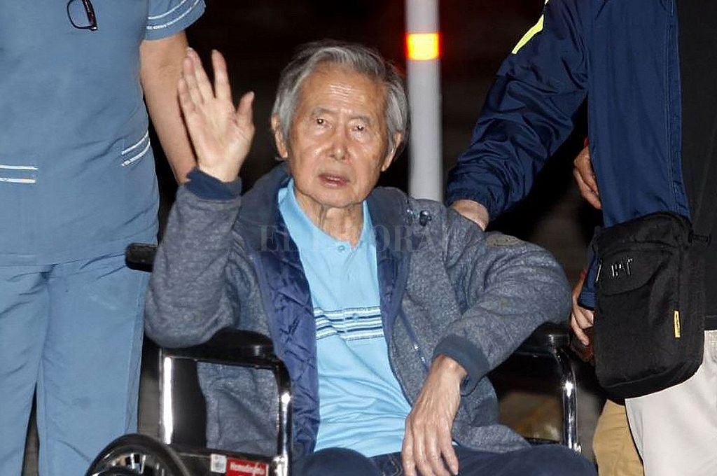 Alberto Fujimori volverá a la cárcel a cumplir su condena