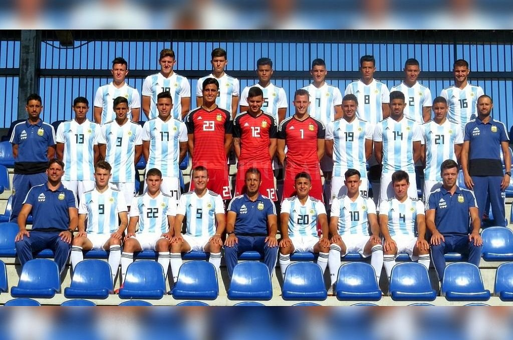 La Selección Argentina Sub-20 debuta este domingo en el Sudamericano