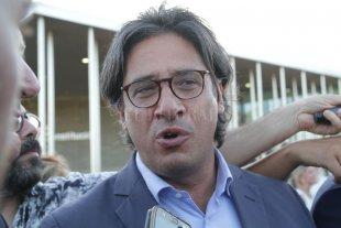 El gobierno convocará a una reunión por la baja de la edad de imputabilidad - Germán Garavano, ministro de Justicia de la Nación. -