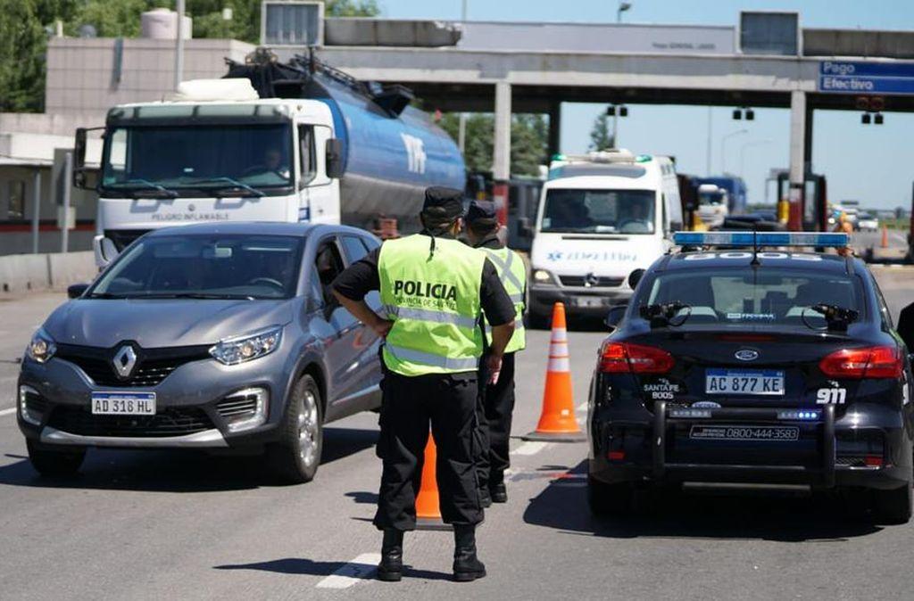 Operativo Verano: Más de 21000 vehículos controlados en lo que va de Enero