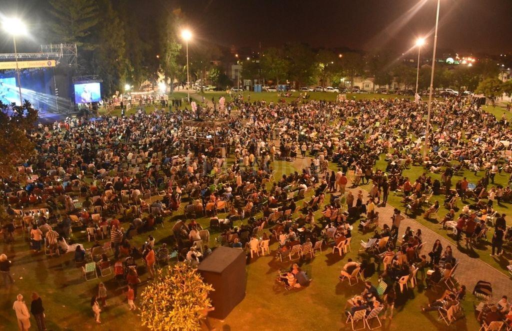 Festival de Guadalupe: Exitosa segunda luna festivalera