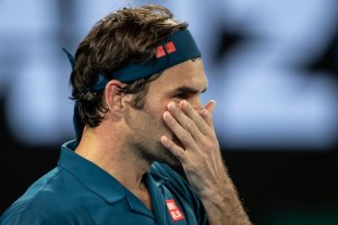 Abierto de Australia: Federer perdió contra Tsitsipas