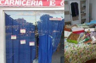 Sauce Viejo: robaron en una vivienda y en una carnicería