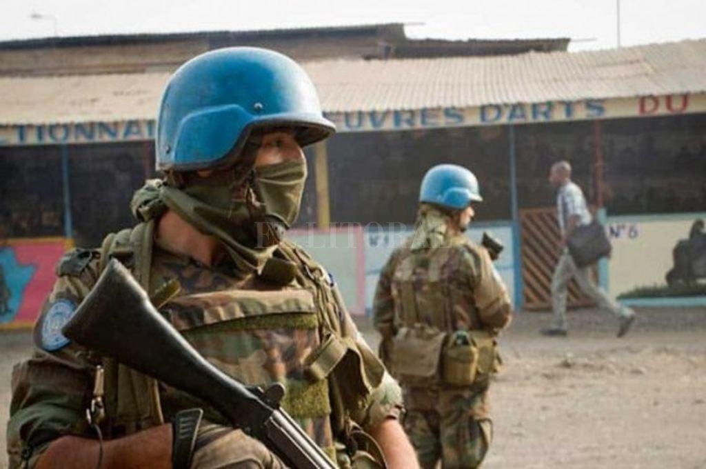 Milicias matan a ocho cascos azules de la ONU en Mali -  -