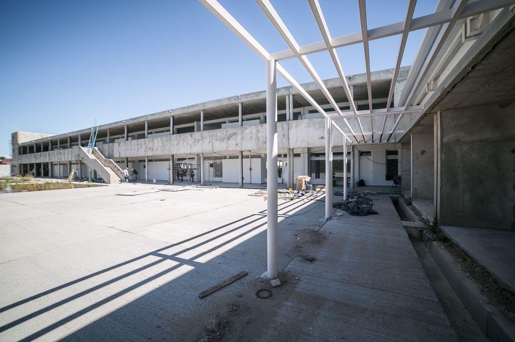 Cerca de 60 escuelas están en obra durante el receso de verano