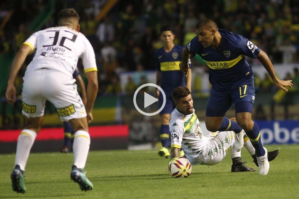 Sin jugar bien, Boca derrotó 2 a 1 a Aldosivi en Mar del Plata