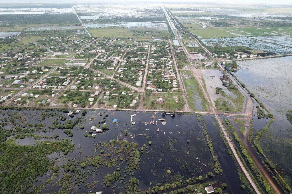 Crédito: Imagen ilustrativa/Inundaciones en El Nochero