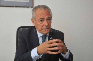 Barletta sólo será candidato si hay unidad en Cambiemos - Barletta, en la última visita a El Litoral.  -
