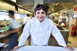 El chef Mauro Colagreco se convirtió en el primer argentino con 3 estrellas Michelin  -  -