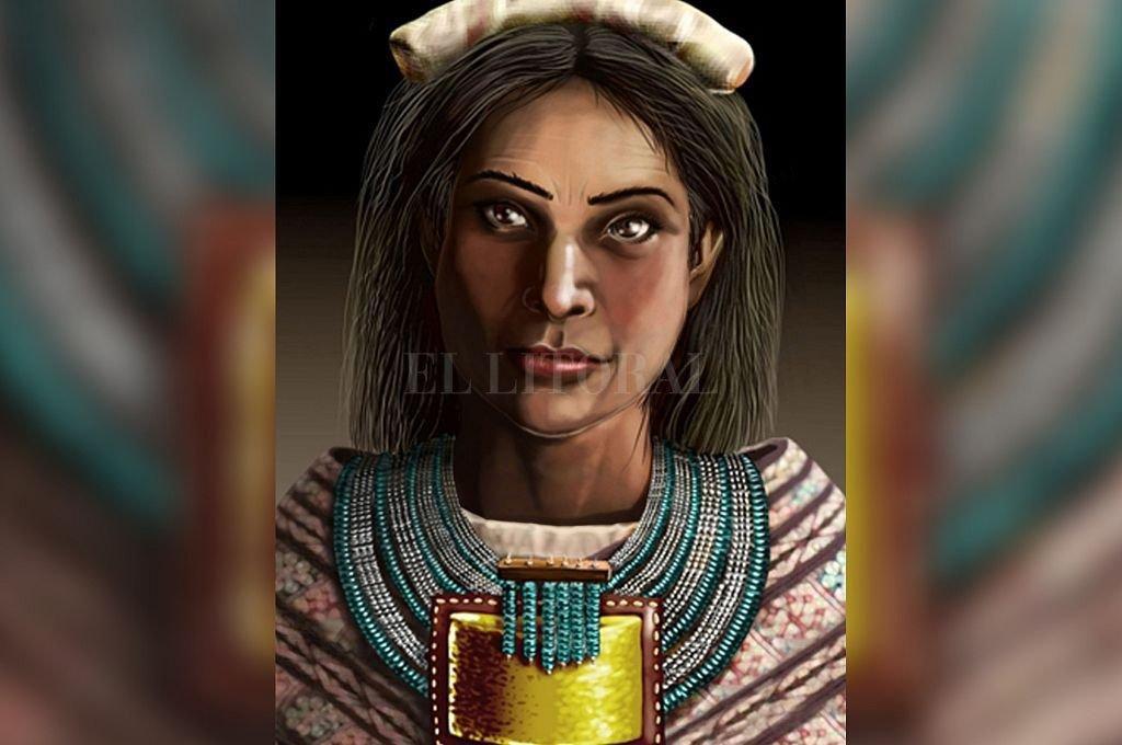 """Hallaron restos de una mujer inca de """"gran prestigio social"""" en el Pucará de Tilcara"""