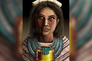 """Hallaron restos de una mujer inca de """"gran prestigio social"""" en el Pucará de Tilcara -  -"""