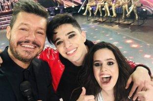 Tinelli presentó un programa con Sofi Morandi y Julián Serrano como conductores