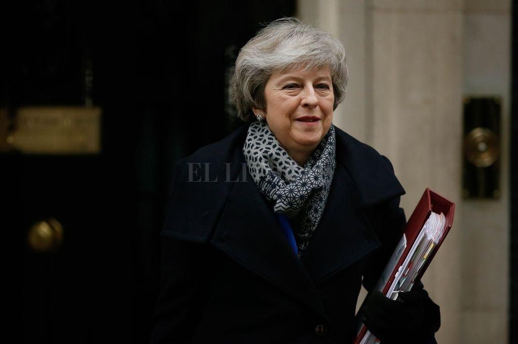 May prometió flexibilidad y seguir negociando el Brexit