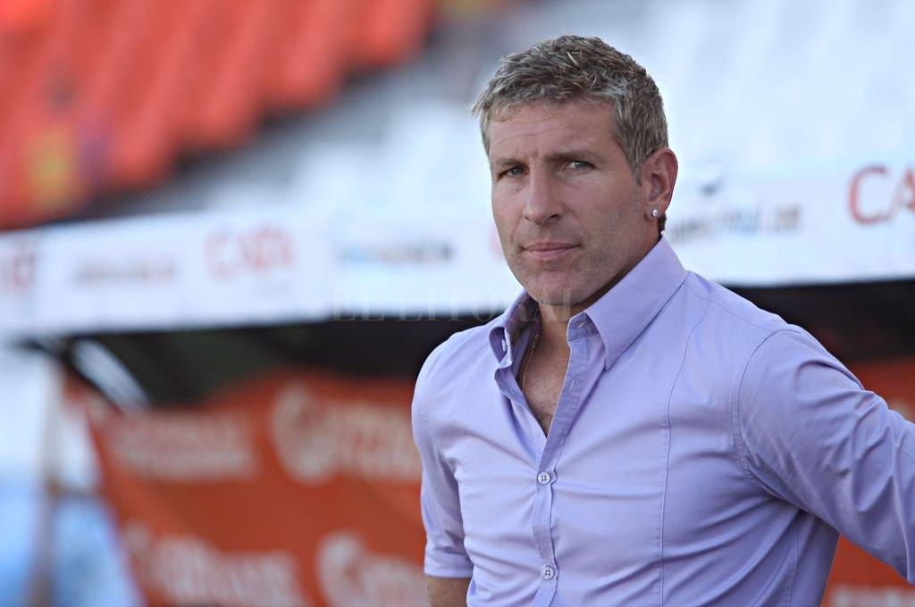 Martín Palermo es el nuevo entrenador del Pachuca
