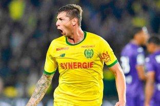 El Nantes suspendió su partido por la desaparición de Sala