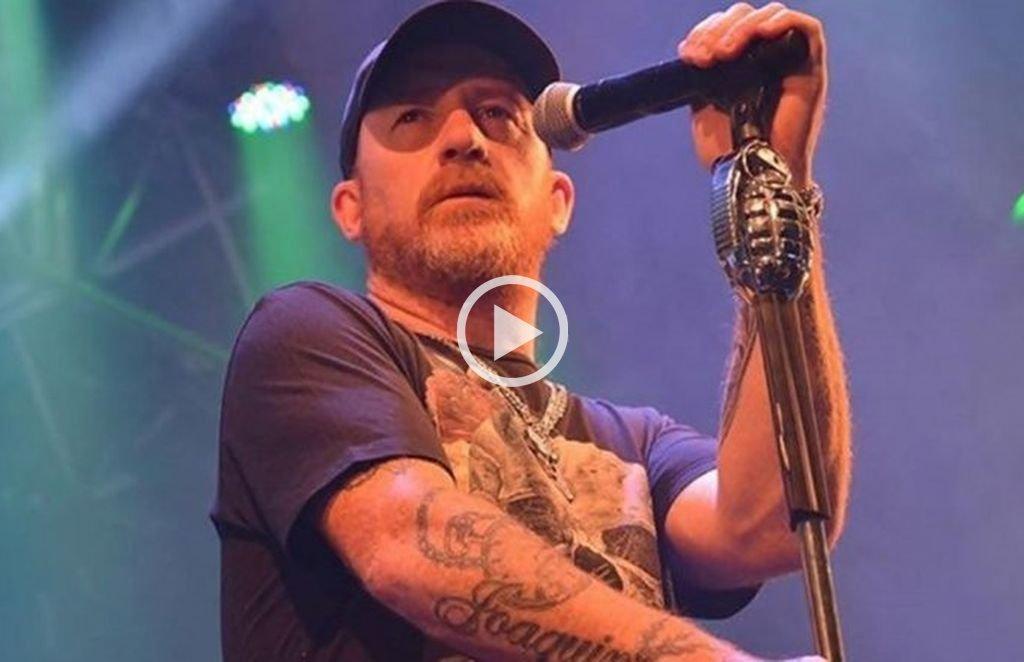 Polémica por los dichos del cantante de La Beriso en un recital