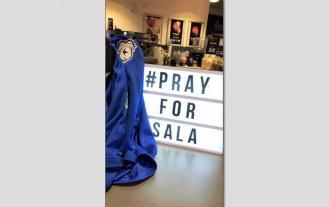 #PrayForSala: El pedido en las redes sociales por el santafesino Emiliano Sala
