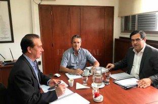 Vallejos reclamó obras pendientes  e informó gastos de la emergencia