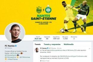 Nantes reza por Emiliano Sala