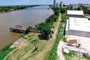 """Invertirán $ 30 millones para construir el """"Paseo del Puerto"""" -"""
