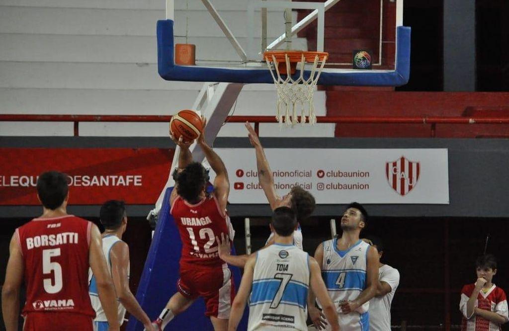Unión derrotó a Echagüe 91 a 88