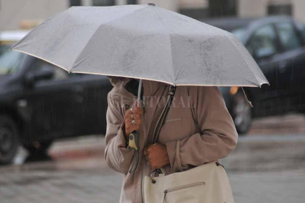 Alerta meteorológico: Se prevén tormentas fuertes para este miércoles -  -