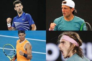Australia Open: Ya están definidas las semifinales -  -